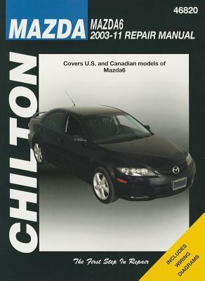 Mazda 6 Automotive Repair Manual, 2003-2010.