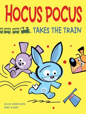 Hocus Pocus Takes the Train