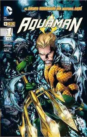 Aquaman 01 by Geoff Johns
