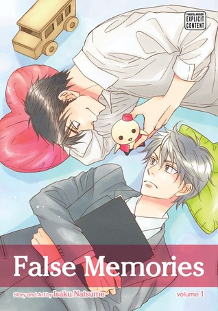 Ebook False Memories, Vol. 1 by Isaku Natsume DOC!