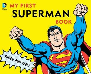 My First Superman Book by David Katz
