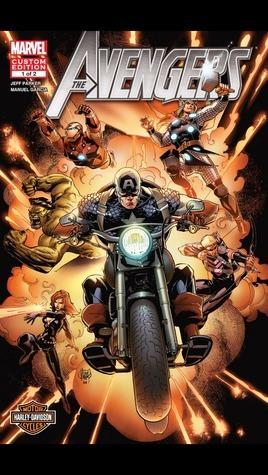 Harley Davidson Avengers #1