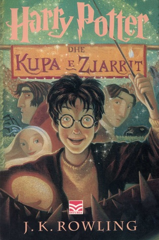 Ebook Harry Potter dhe Kupa e Zjarrit by J.K. Rowling PDF!
