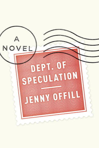 Image result for dept. of speculation jenny offill