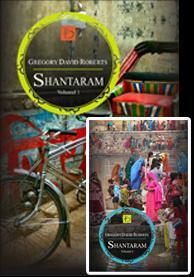 Shantaram, 2 volume