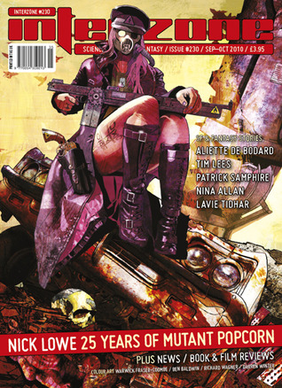 Interzone 230, September-October 2010 (Interzone, #230)