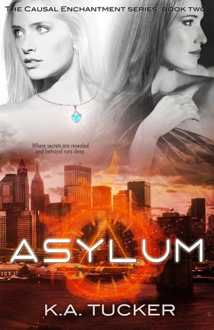Asylum by K.A. Tucker