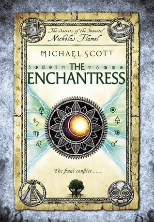 The Enchantress (The Secrets of the Immortal Nicholas Flamel, #6) par Michael Scott