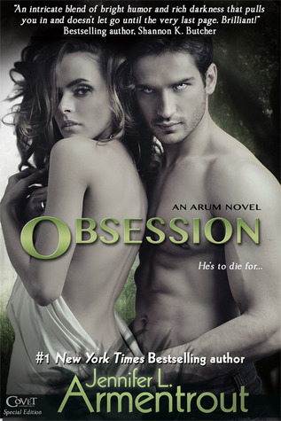 Obsession (Arum #1) by Jennifer L Armentrout