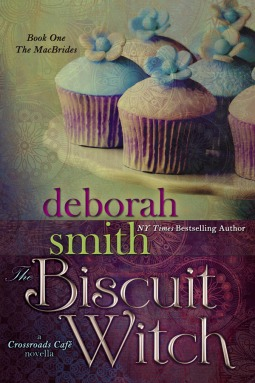 The Biscuit Witch (The MacBrides, #1)