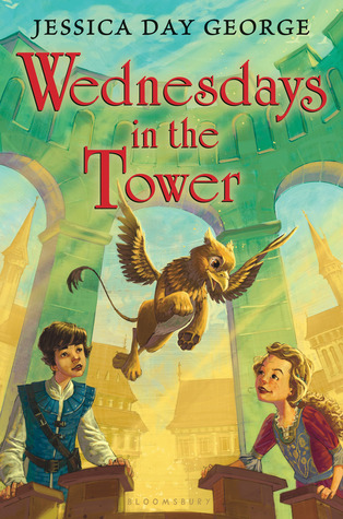 Ebook Wednesdays in the Tower by Jessica Day George PDF!