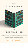 From Literature to Biterature: Lem, Turing, Darwin, and Explorations in Computer Literature, Philosophy of Mind, and Cultural Evolution