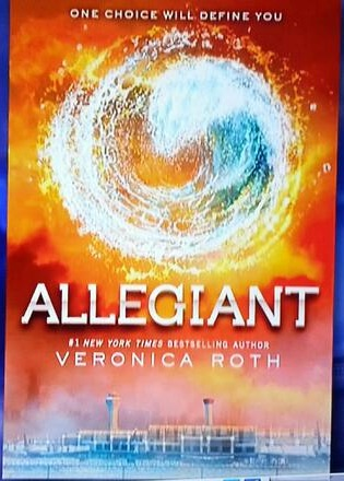 Allegiant Book Online No