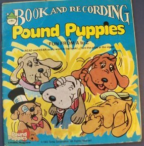 """Pound Puppies in """"Fun From A to Z"""""""