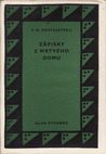Zápisky z Mrtvého domu by Fyodor Dostoyevsky