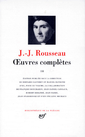 Oeuvres complètes. Tome III