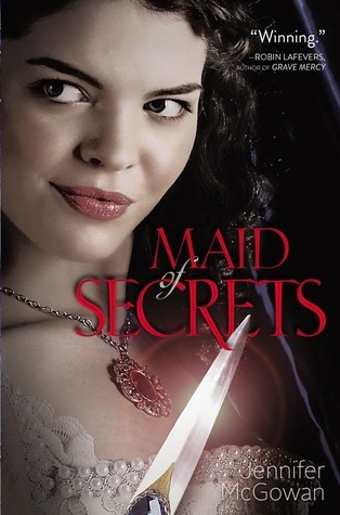 Image result for maid of secrets