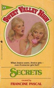 Secrets (Sweet Valley High, #2)