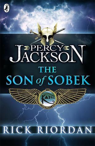 the son of sobek by rick riordan