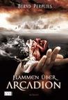 Flammen über Arcadion by Bernd Perplies
