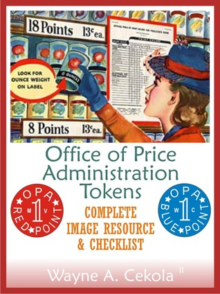 Office of price administration tokens complete image resource 17906613 altavistaventures Images
