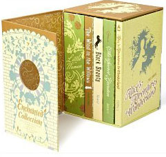 The Enchanted Collection: Alice in Wonderland, the Wind in the Willows, Black Beauty, Little Women, the Secret Garden