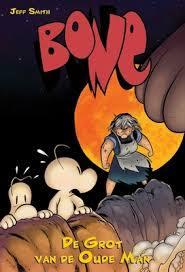 De grot van de oude man (Bone, #6)