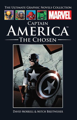 Captain America: The Chosen (Ultimate Marvel Graphic Novel Collection #54)