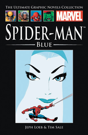 Spider-Man: Blue (Ultimate Marvel Graphic Novel Collection #25)