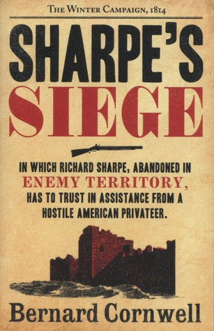 Sharpe's Siege (Sharpe, #18) por Bernard Cornwell