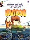 Howtoons: Percobaan yang Asyik, Keren,  Kreatif!
