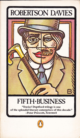 a story that revolves around guilt competition in fifth business by robertson davies