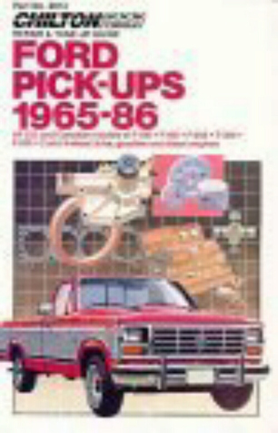 Ford Pick-Ups 1965-86