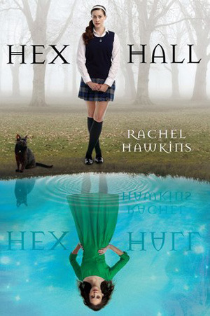 Image result for Hex Hall book pic