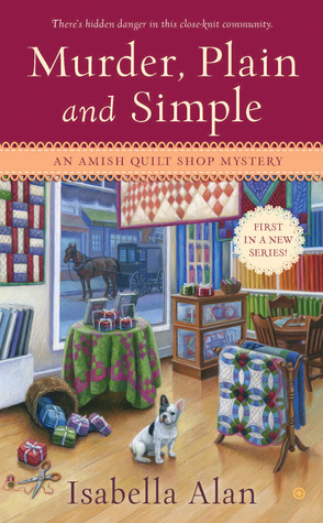 Murder Plain And Simple By Isabella Alan