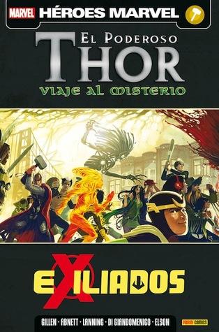 Ebook El Poderoso Thor - Viaje al Misterio nº3: Exiliados by Kieron Gillen TXT!