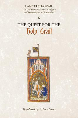The Quest for the Holy Grail(Lancelot-Grail Cycle 6)