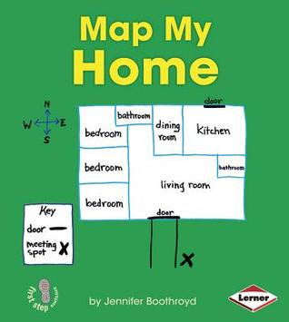 Map My Home by Jennifer Boothroyd