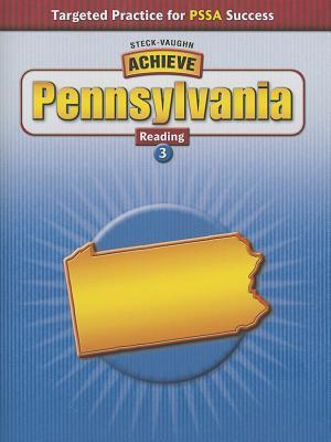 Achieve Pennsylvania Reading Grade 3: Targeted Practice for PSSA Success