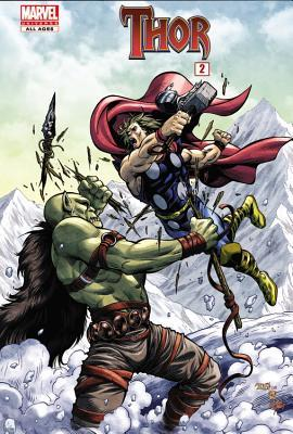 Marvel Universe Thor Comic Reader 2