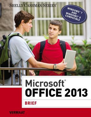 Microsoft office 2013 brief by misty e vermaat 17121760 fandeluxe Choice Image
