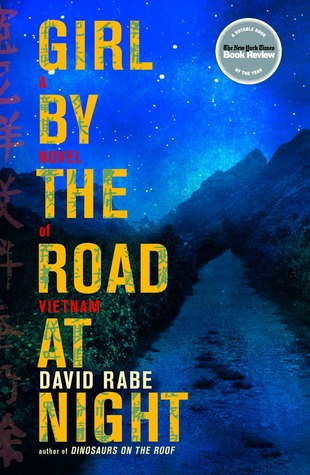 Girl By The Road At Night A Novel Of Vietnam By David Rabe