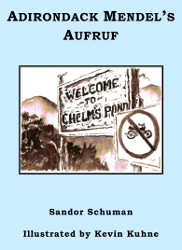 Adirondack Mendel's Aufruf: Welcome to Chelm's Pond