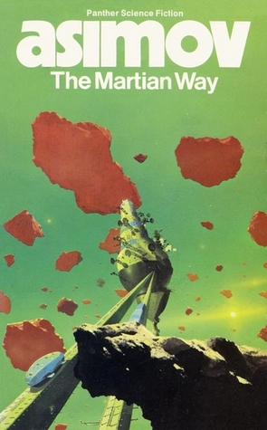 Cover image, The Martian Way, Goodreads