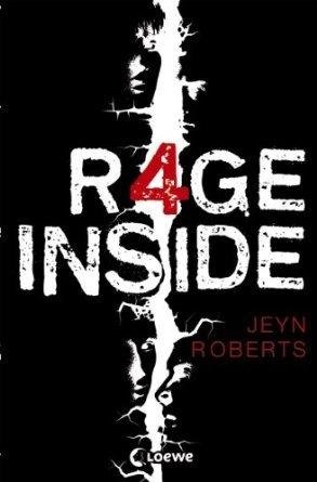 Rage Inside by Jeyn Roberts