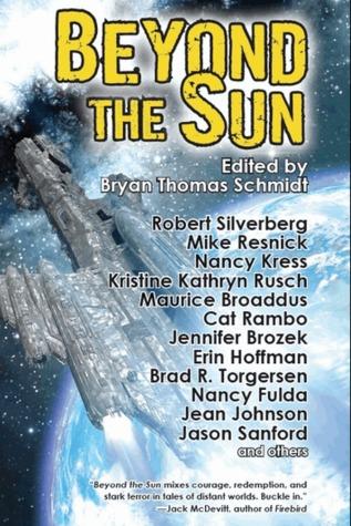 Beyond The Sun by Bryan Thomas Schmidt