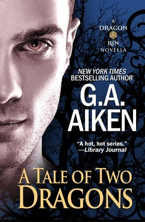 Review: A Tale of Two Dragons by G.A. Aiken (@mlsimmons)