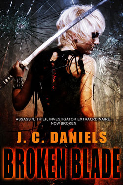Broken Blade (Colbana Files, #3)