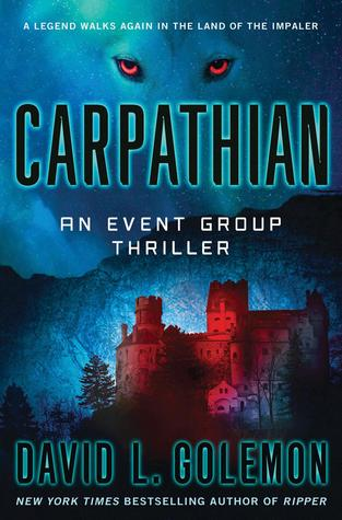 Carpathian (Event Group Thriller #8)