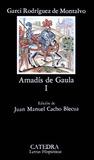 Amadís de Gaula I (Letras Hispánicas, #255)